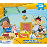 Amazon Com Jake And The Neverland Pirates Floor Puzzle