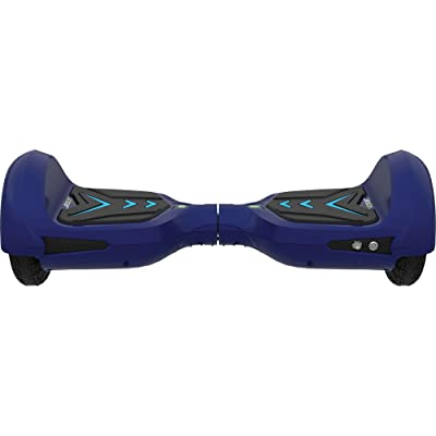 Jetson Electric Bikes V6 Hoverboard Self-Balancing Electric Scooter with Powerful 700W Motor, LED Lights, Bluetooth Speaker and UL Certified Safe Battery: Sports & Outdoors