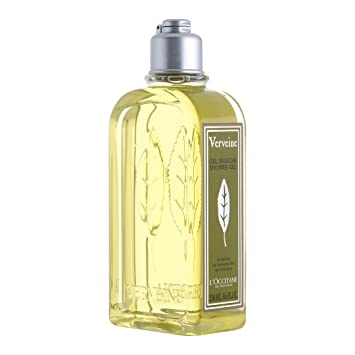 LOccitane Verbena Shower Gel With Organic