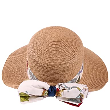 Summer beach Hat/Outdoor Sun Hat/Bow canopies Beach holiday Sun Hat-A  sc 1 st  Amazon.com : holiday canopies - memphite.com
