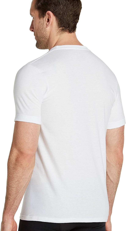 6 Pack Jockey Mens T-Shirts Classic Crew Neck T-Shirt