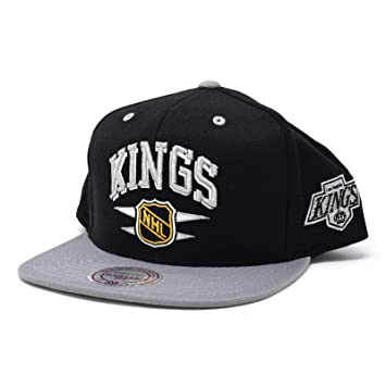 Mitchell & Ness Los Angeles Kings NHL Gorra: Amazon.es: Deportes y ...