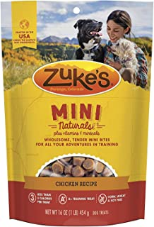 product image for Zuke's Mini Naturals Dog Treats