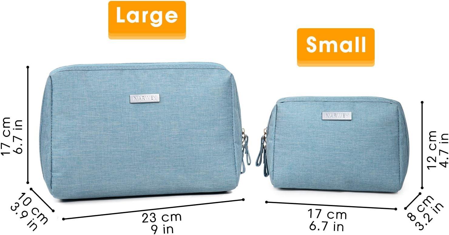 Petit sac de maquillage pour sac /à main de voyage trousse de maquillage mini sac cosm/étique pour femme fille