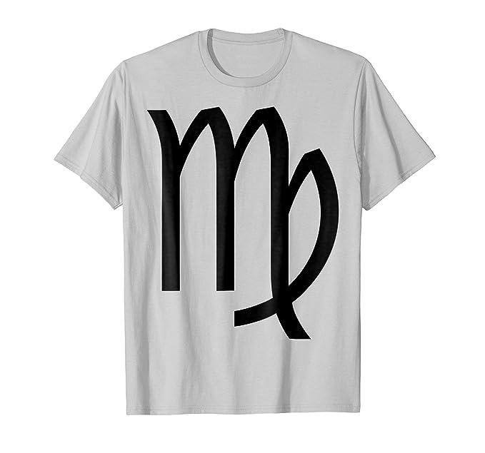 Amazon Virgo Symbol T Shirt Virgo Season Zodiac Sign Shirt