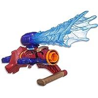 AVENGERS Iron Spider Nerf Assembler Gear Blaster, 8 Pieces