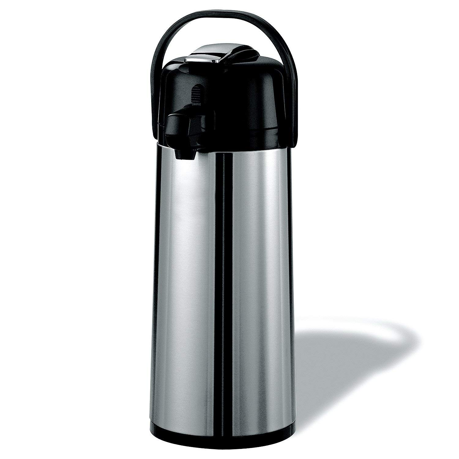 Members Mark Commercial Stainless Steel Airpot 74.4 OZ 6-8 Hours