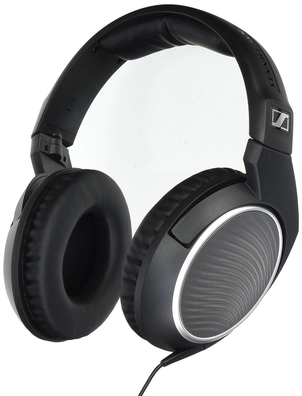 geschlossener Sennheiser HD471i ohrumschlie/ßender Kopfh/örer mit nat/ürlichem Stereosound schwarz