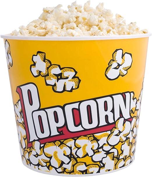 Balvi - Bol palomitas Pop Corn 6.8 l. polypropileno: Amazon.es ...