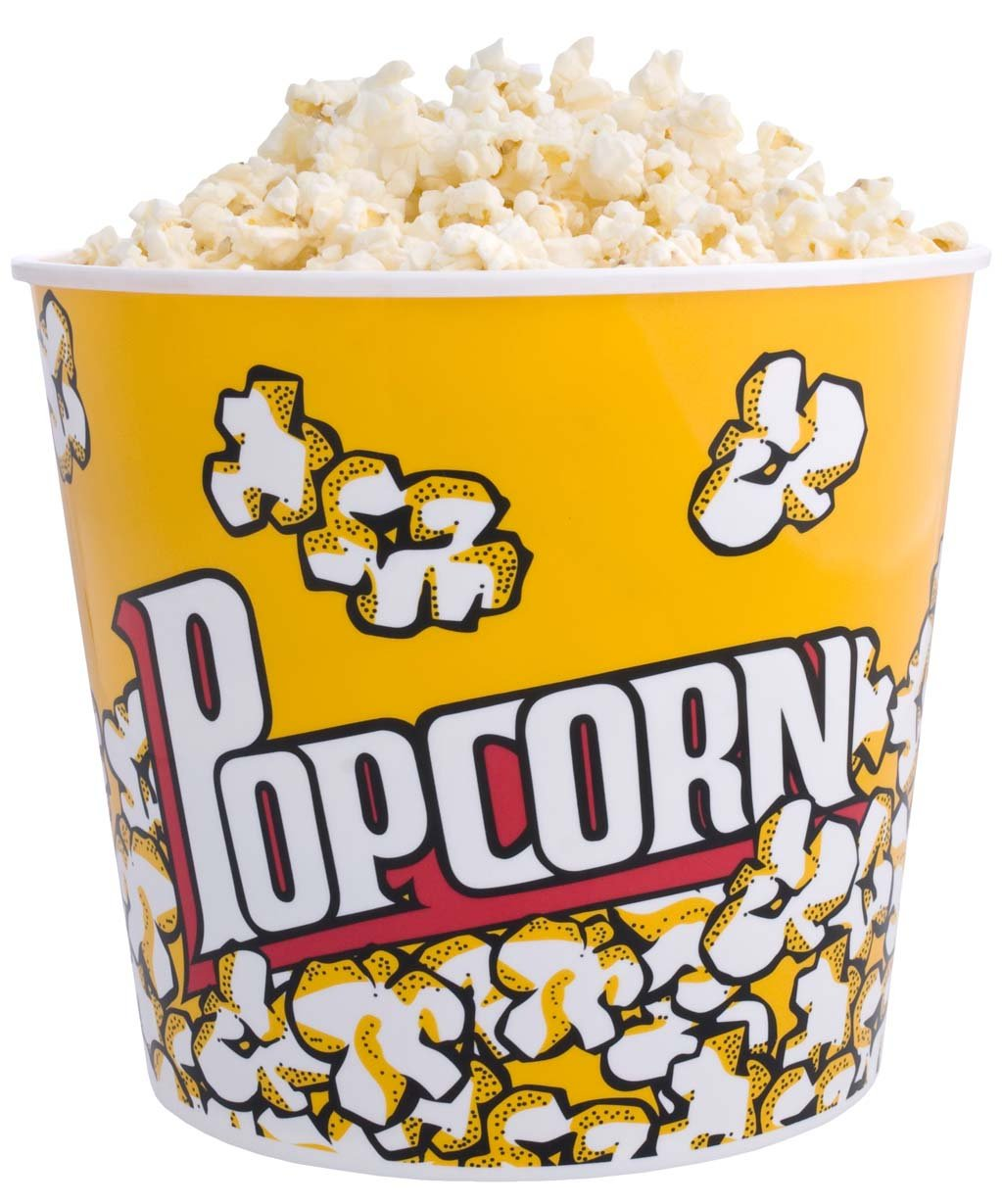 Balvi polypropileno Bol palomitas Pop Corn 2.8 l
