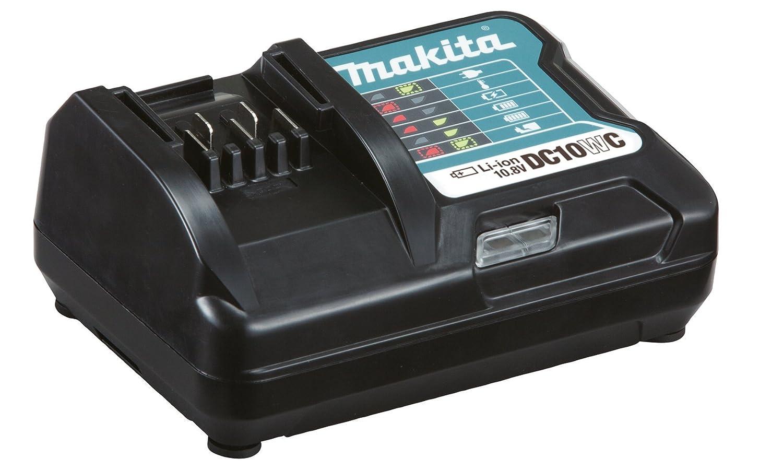 Makita Chargeur dc10wc 10,8 V, 197334– 1 8V 197334-1