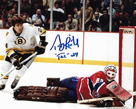 Image Unavailable. Image not available for. Color  Terry O Reilly Boston  Bruins Signed ... ce560164f