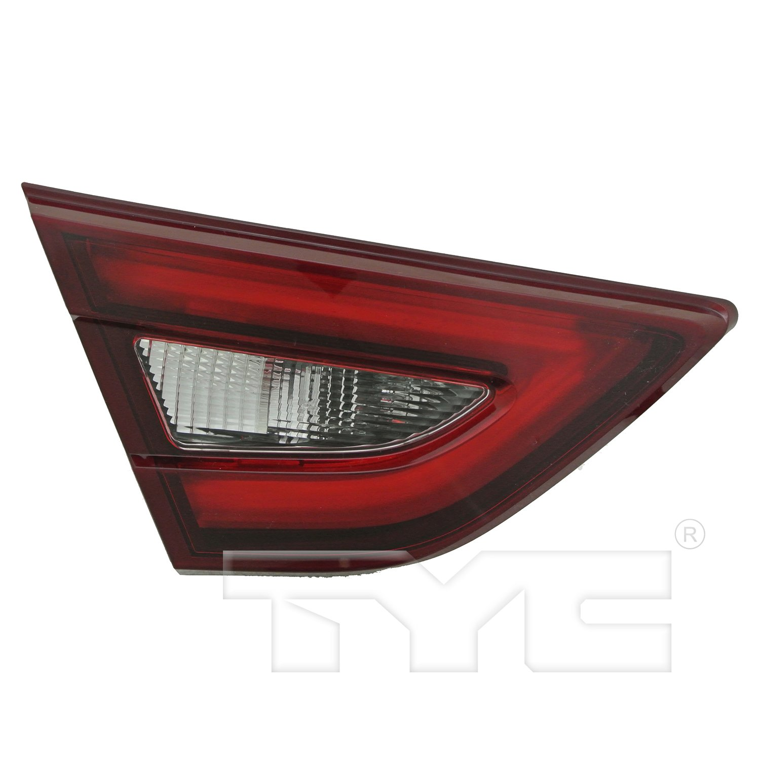 TYC 17-5594-00-1 Replacement Left Reflex Reflector for Nissan Maxima