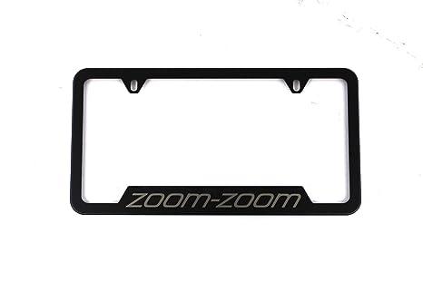 Amazon.com: Genuine Mazda Accessories 0000-83-Z22 License Plate ...
