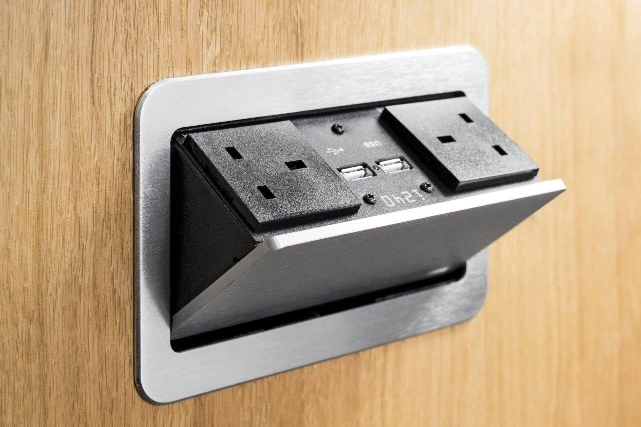 Kitchen Island Electrical Sockets Uk