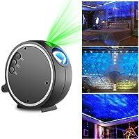 Kingtoys LED Lampe de Projection Lumière Projecteur Simulation des nuages,Lampe de étoile,Projection de Nuit Lumière de l'humeur pour Décoration des Chambres