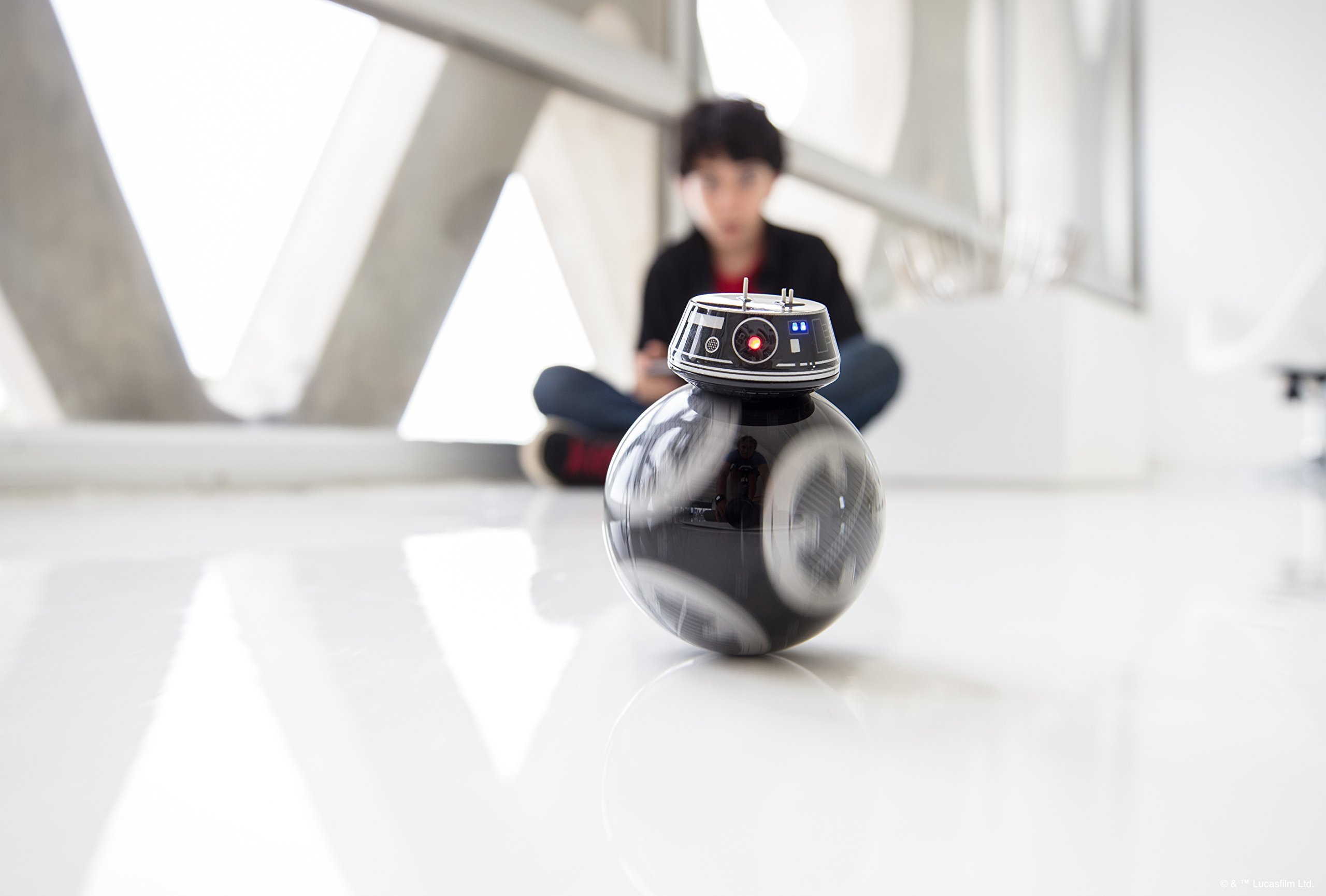BB-9E App-Enabled Droid with Trainer by Sphero (Image #17)
