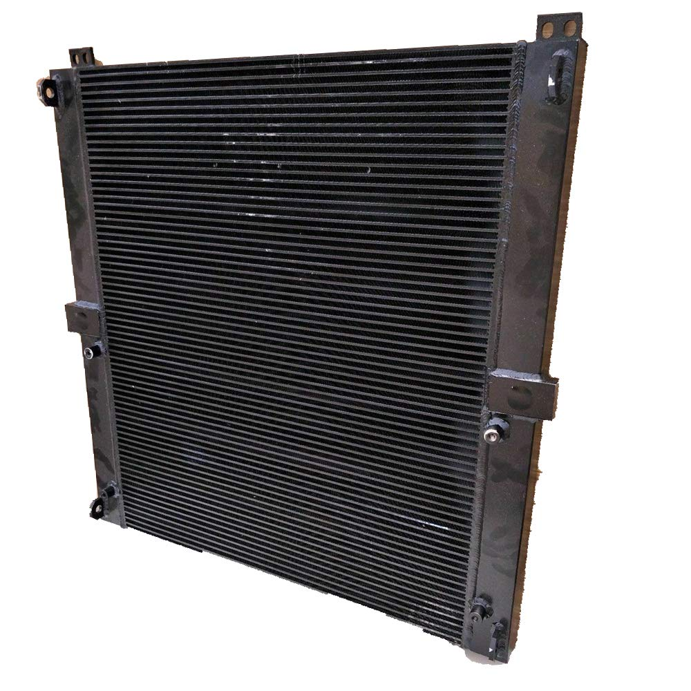 HIERTURB Hydraulic Oil Cooler 7Y-1363 for Caterpillar Excavator CAT 330 330 FM L 330 L Engine 3306
