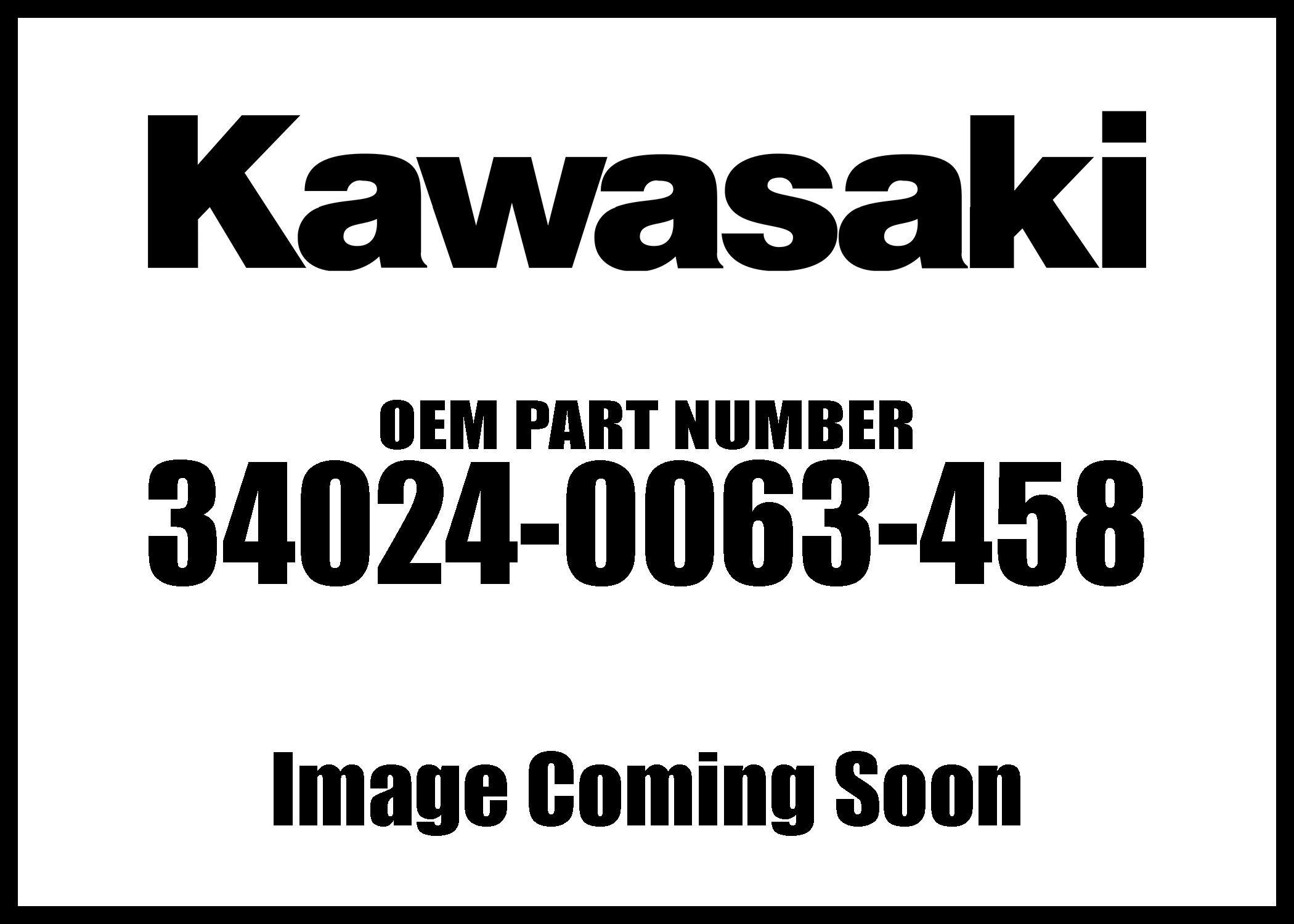 Kawasaki 2008-2018 Klx140l Side P Silver Stand 34024-0063-458 New Oem