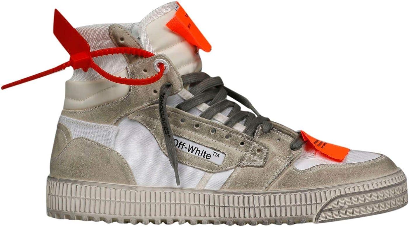 Off White Omia065e198000020200 Zapatillas De Ante Para Hombre
