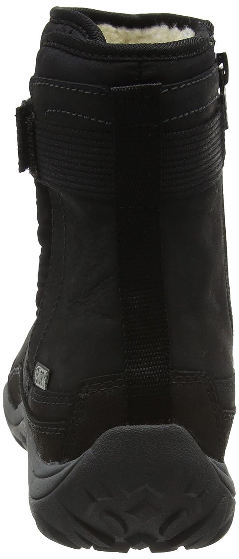 Merrell Women's Murren Strap Waterproof-W Snow Boot B01945IIVE 7 B(M) US Black