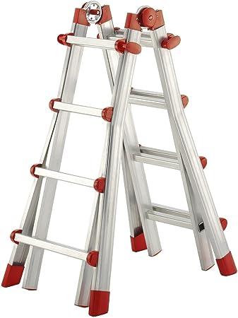 Hailo ProfiStep-Multi 7516-031 (L), Aluminio: Amazon.es: Bricolaje y herramientas
