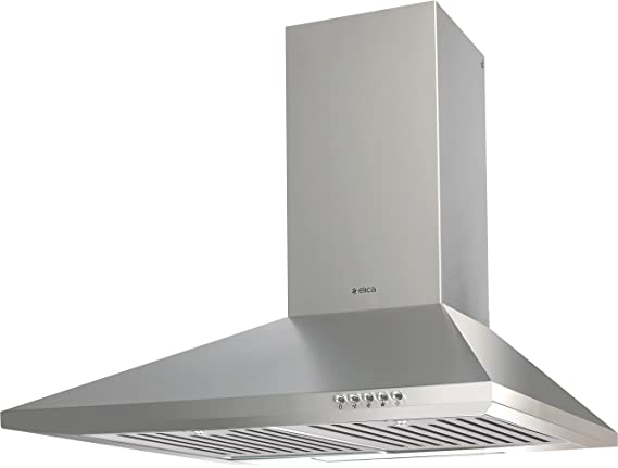 Elica Pyramid BF Chimney (60 cm, 875 m³/hr, Stainless Steel)