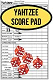 Yahtzee Score Pad: 120 Yahtzee Score Sheet, Game Record Score Keeper Book, Score Card
