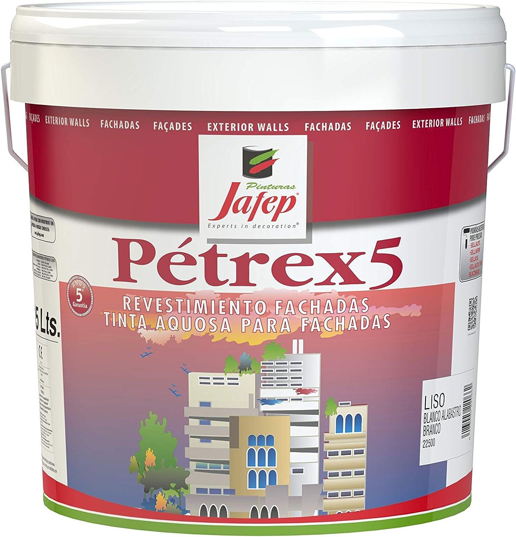 JAFEP Petrex 5 Liso Gris Galaxy 4 L