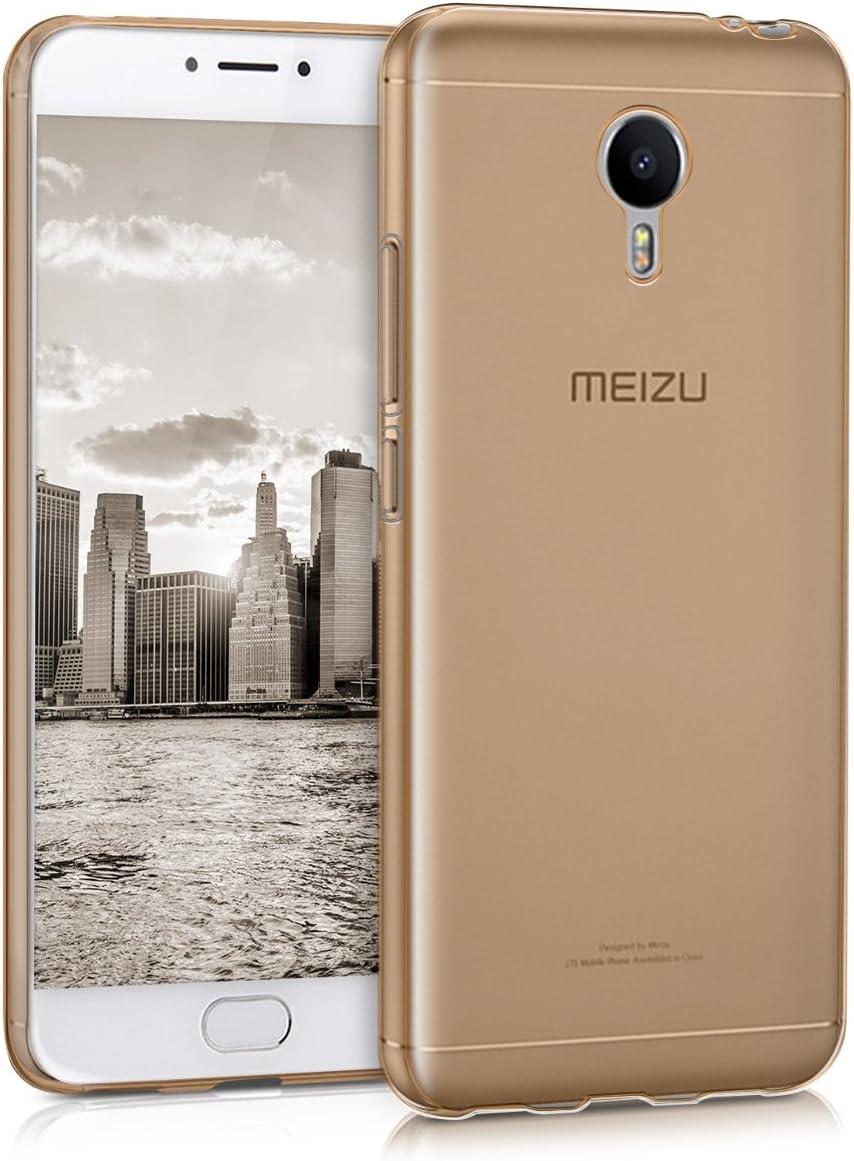 kwmobile Funda para Meizu M3 Note: Amazon.es: Electrónica