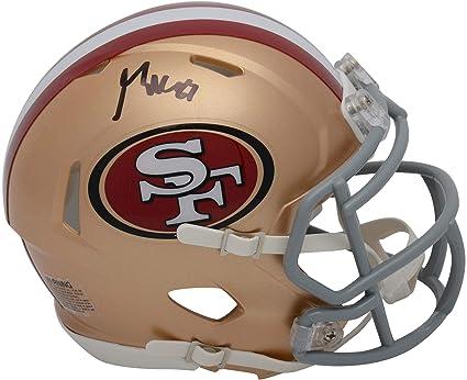 best cheap 6f063 8856c Amazon.com: George Kittle San Francisco 49ers Autographed ...