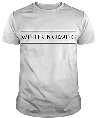 The Fan Tee Camiseta de Hombre Juego de Tronos Nombre Winter is ...