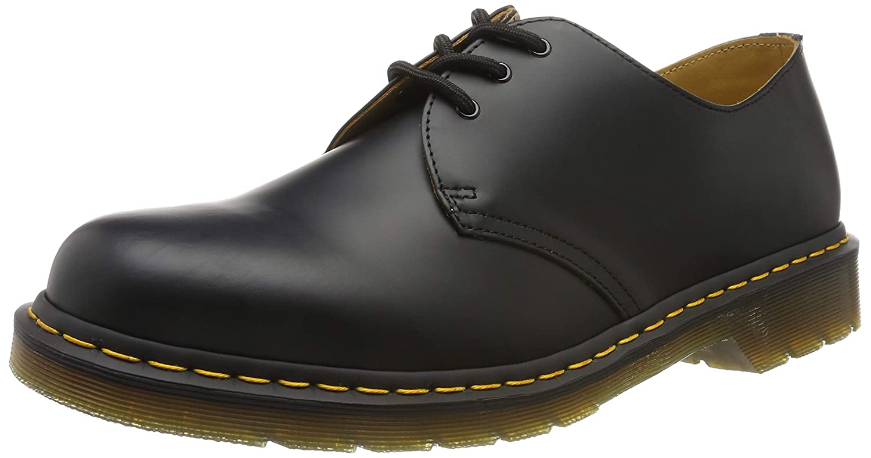 TALLA 43 EU. Dr. Martens 1461, Zapatos de Cordones Unisex Adulto