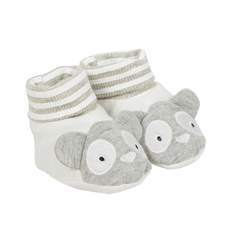 Estrella Isuper Pantuflas de calcetines antideslizantes de algod/ón c/ómodos reci/én nacidos para ni/ños de entre 6 y 18 meses 1 par