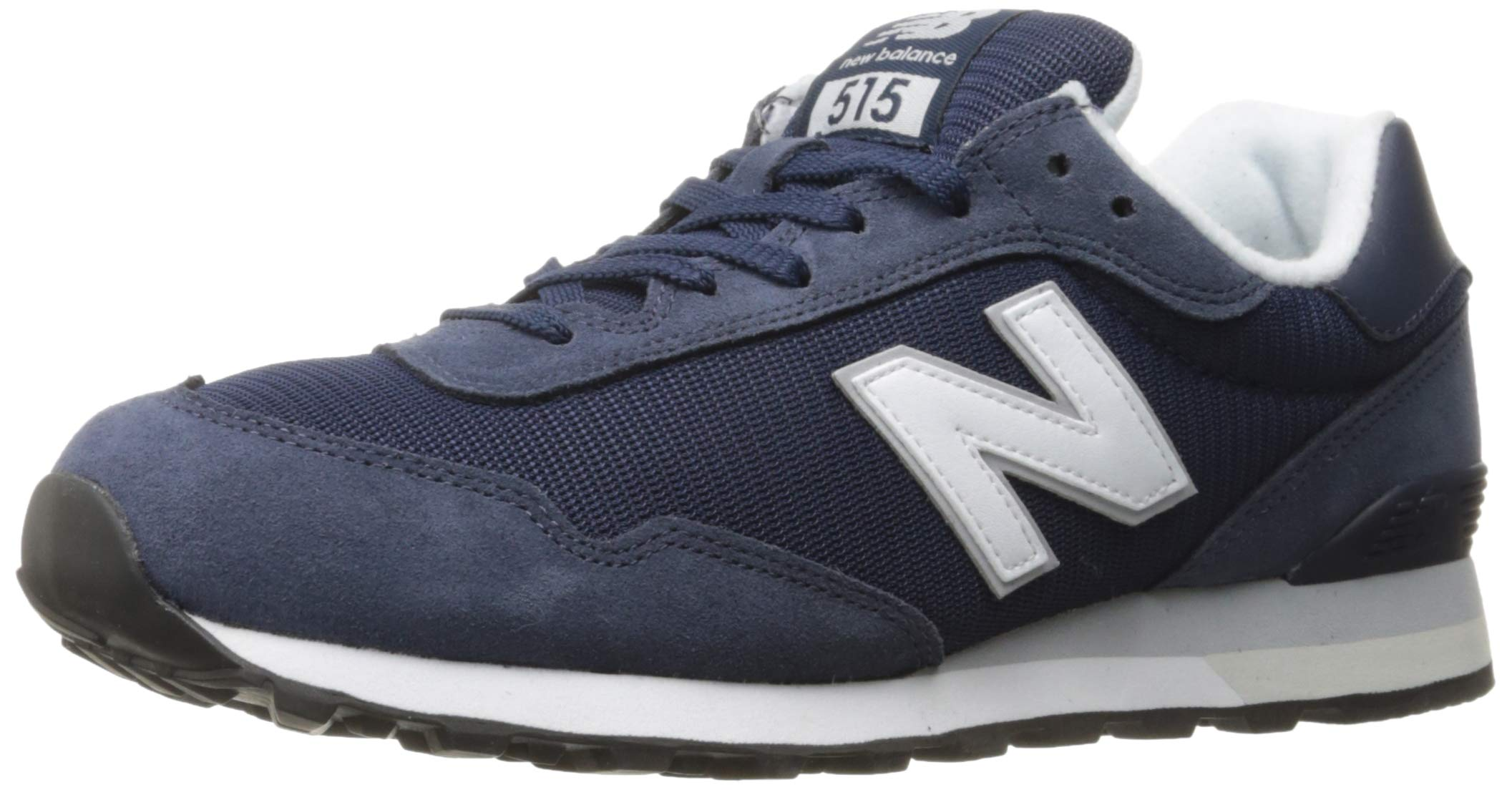 New Balance Men's 515 Core Pack Lifestyle Fashion Sneaker Lifestyle Sneaker, Navy, 9.5 D US