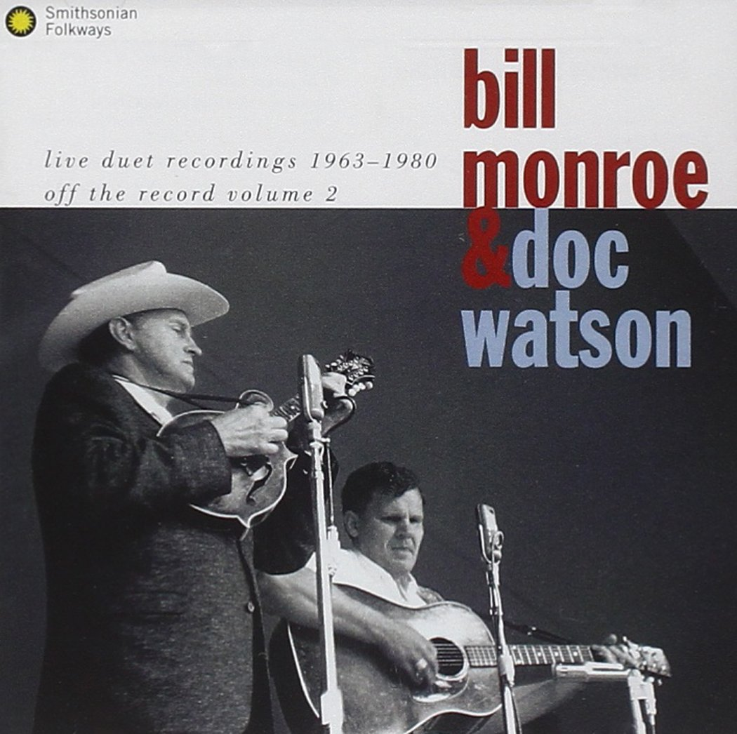 Off The Record, Vol. 2: Live Duet Recordings, 1963-1980 by Smithsonian Folkways Recordings