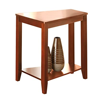 Amazon Com Steve Silver Company Joel Chairside End Table