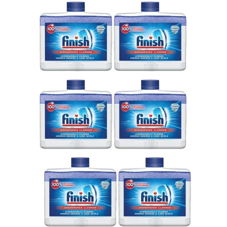 Acabado lavavajillas limpiador, aroma fresco, 8,45 oz: Amazon.es ...