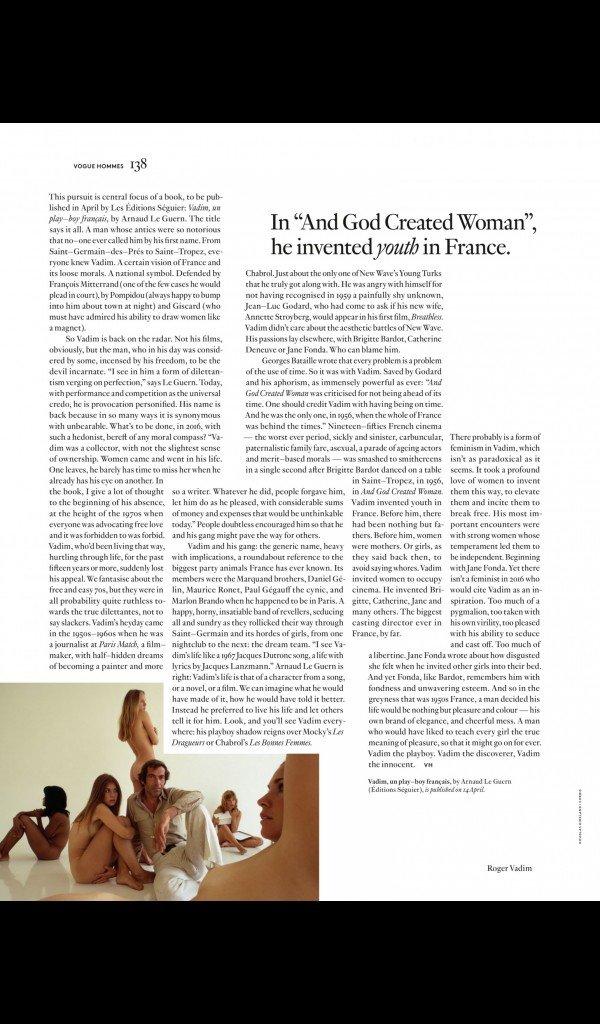 Vogue Hommes International: Amazon.es: Appstore para Android