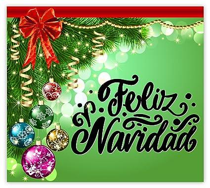Feliz Navidad Cristmas.Amazon Com Feliz Navidad Happy Holidays Merry Christmas
