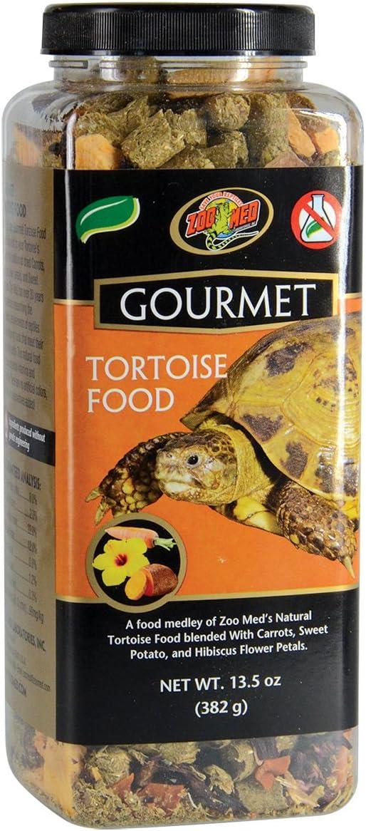 Zoo Med 5124 Gourmet Tortoise Food, 13.25 oz