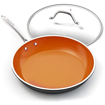 red copper pan for you