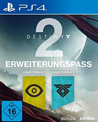 Destiny 2 Erweiterungspass Dlc Ps4 Download Code Deutsches