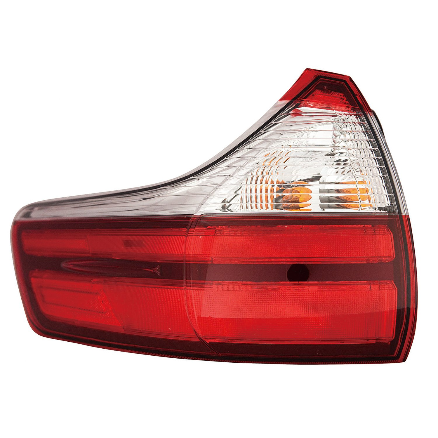 Multiple Manufacturers TO2804123C OE Replacement TOYOTA SIENNA Tail Light Assembly Partslink Number TO2804123