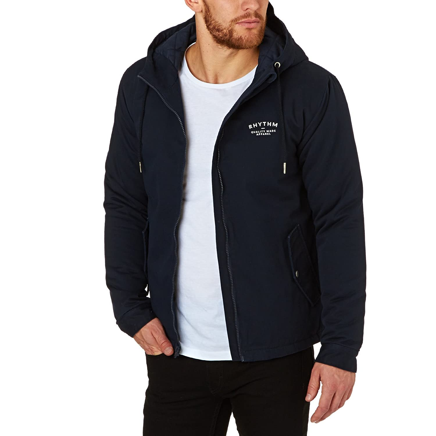 Rhythm Jackets - Rhythm Fleet Jacket - Navy