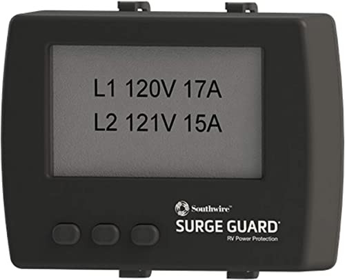 Southwire 40301 Wireless LCD Display for Surge Guard