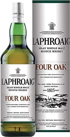 Laphroaig Whisky Four Oak, 1 l
