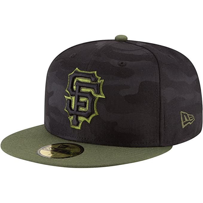 brand new 24f67 5ee6d good amazon new era san francisco giants memorial day fitted cap 59fifty  basecap limited special edition