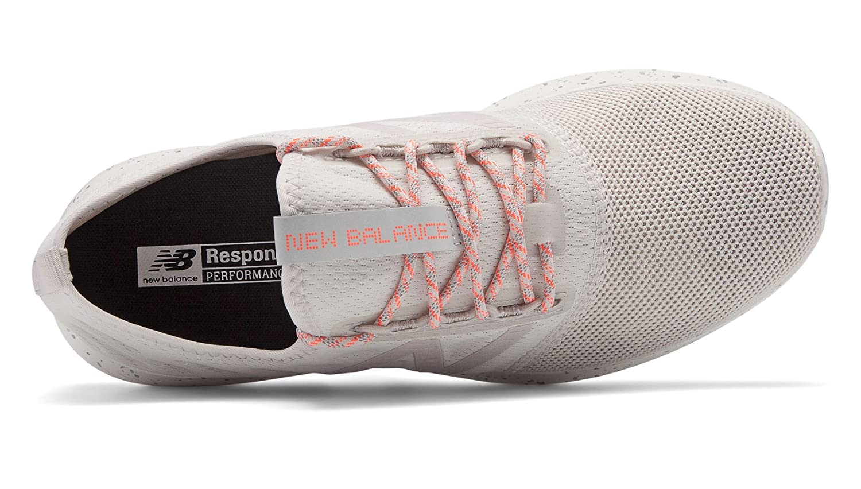New Balance Women's Coast V4 FuelCore Running Shoe B0791VJHCD 11 D US|Moonbeam/Dragonfly