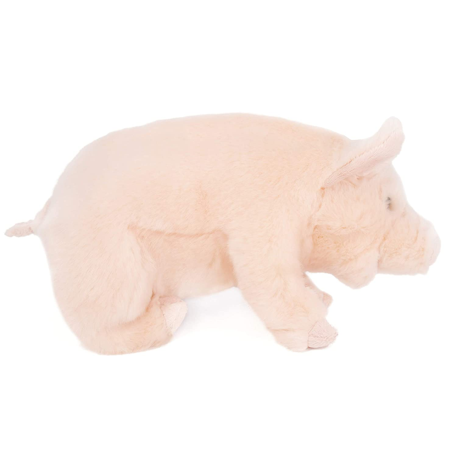 Amazon.com: Perla el Cerdo | Animal de peluche 11 inch ...